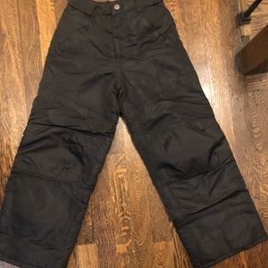 Boys or girls snow pants